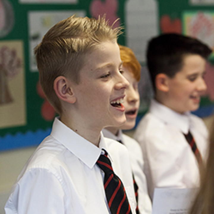 Keeping boys singing: studying voice change in adolescence
