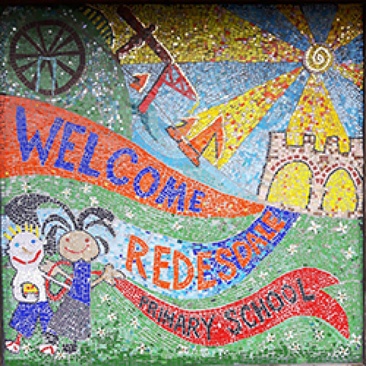 A Sing Up Day visit to Redesdale Primary School