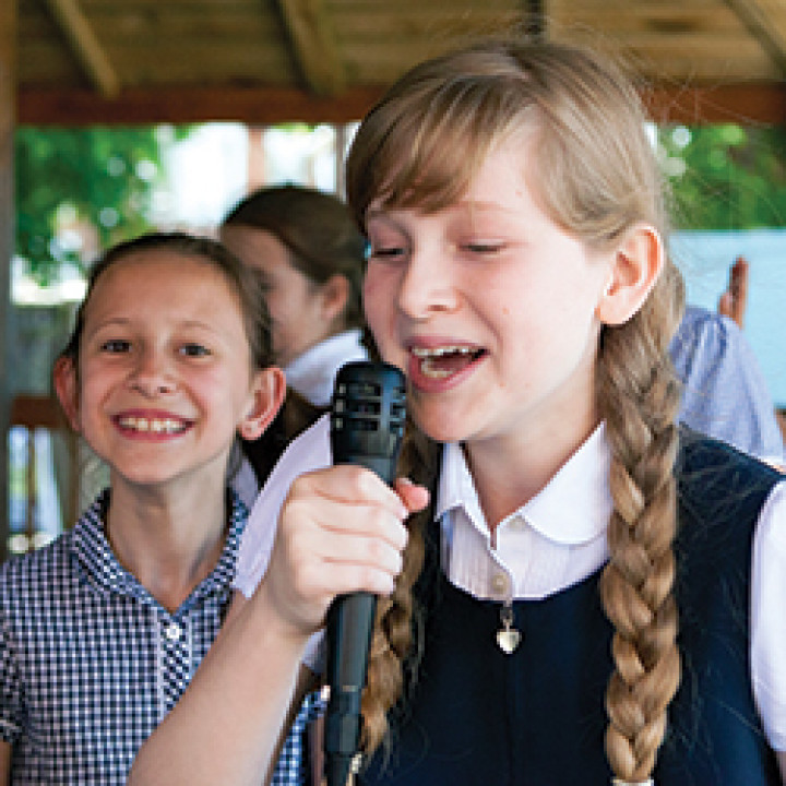 The elephant in the room - getting your students to sing